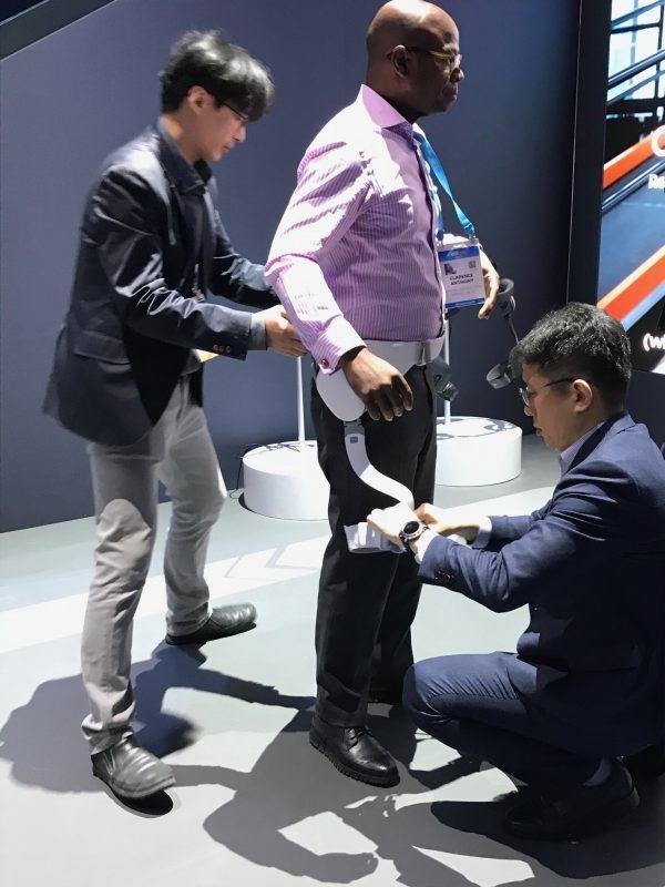 Samsung en CES 2020