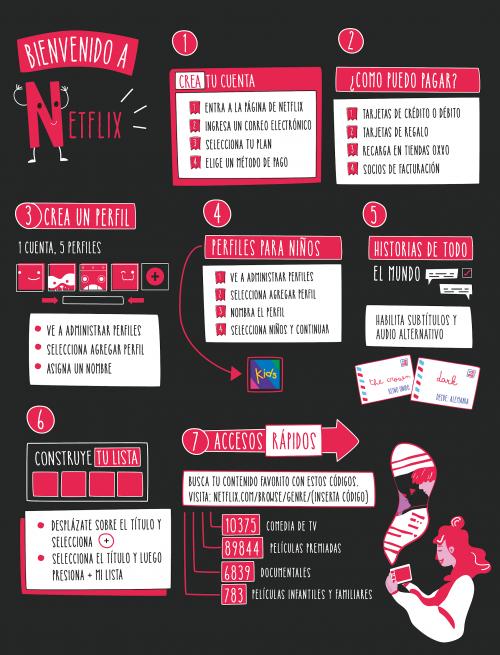 Cómo funciona Netflix