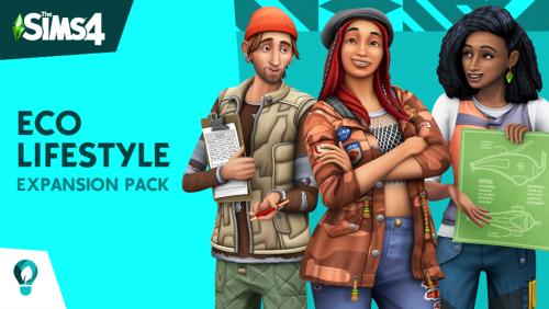 Los Sims 4 Eco Lifestyle