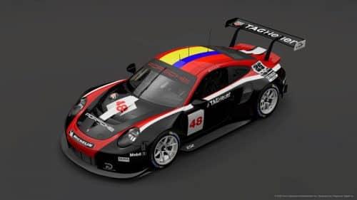 Porsche TAG Heuer eSports Sprint Trophy Latin America