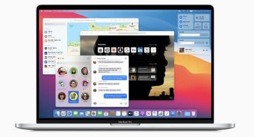 Novedades del WWDC 2020 macOS