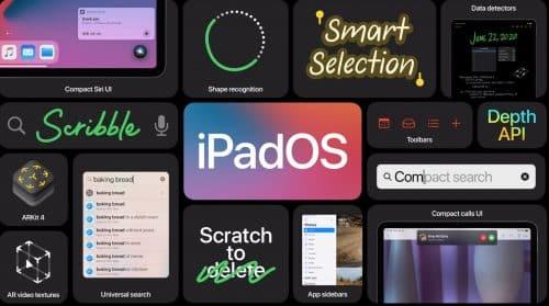 iPadOS Novedades del WWDC 2020