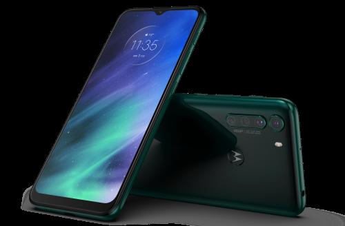 Motorola One Fusion en México