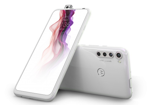 Motorola One Fusion+ en México