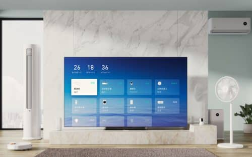 primer televisor OLED de Xiaomi