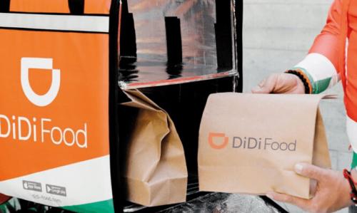 IVA e ISR en DiDi Food