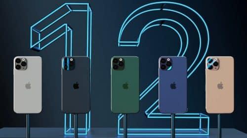 fecha de lanzamiento del iPhone 12