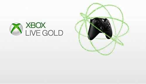 Membresías Xbox Live Gold