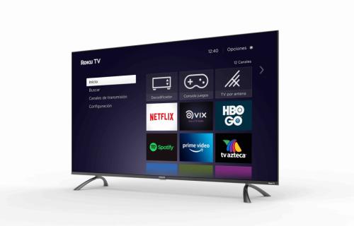 televisores Philips con Roku TV en México