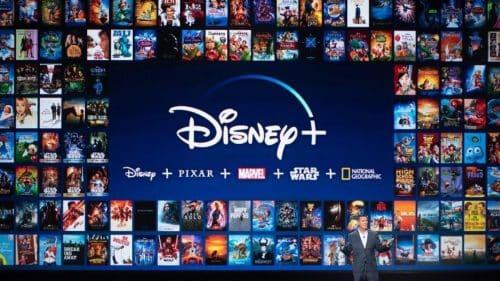 Lanzamiento de Disney Plus en México