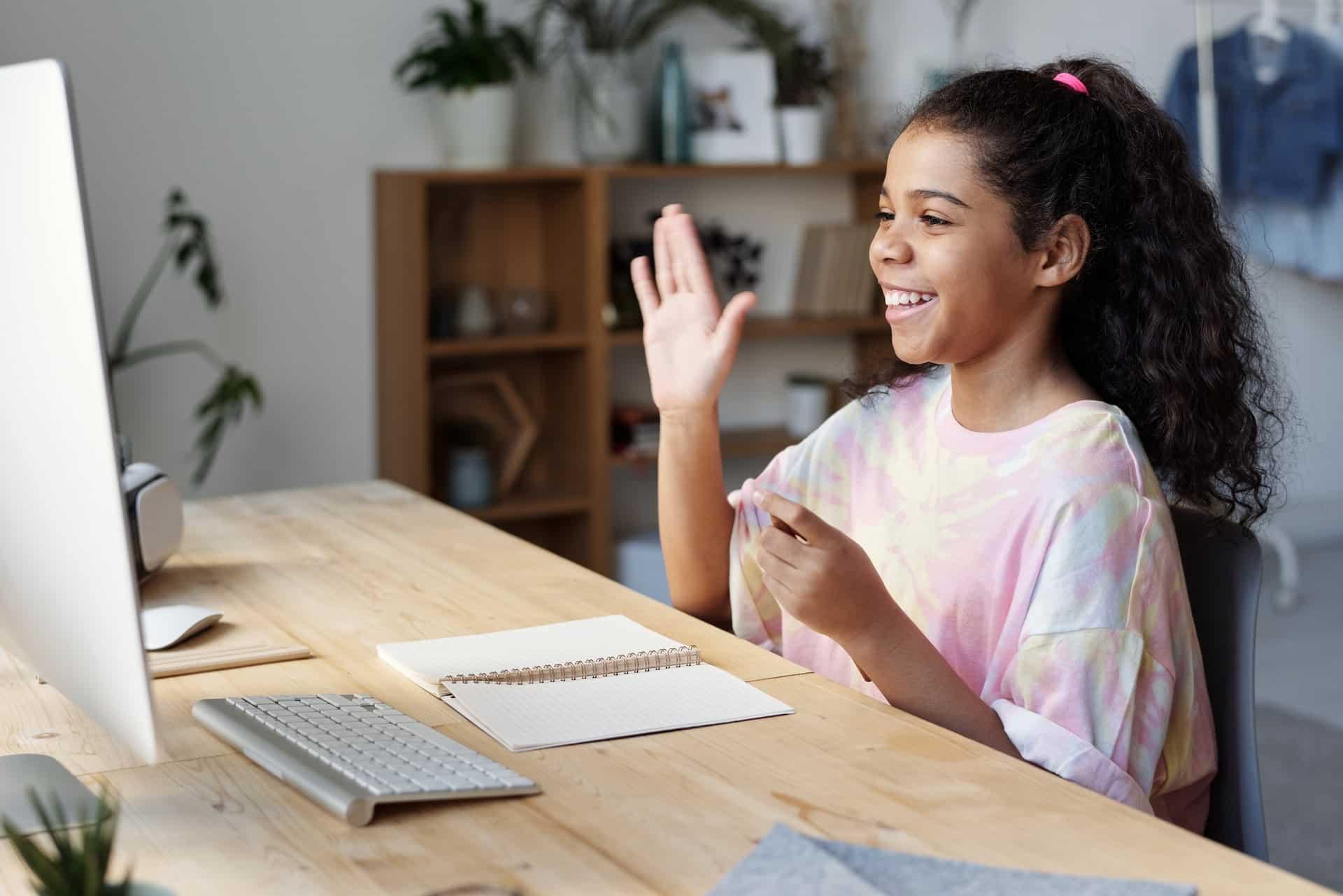 niños en internet online kids
