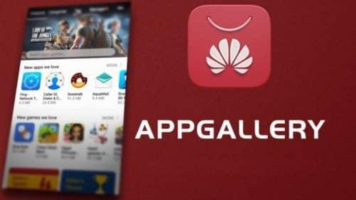 Huawei AppGallery en México