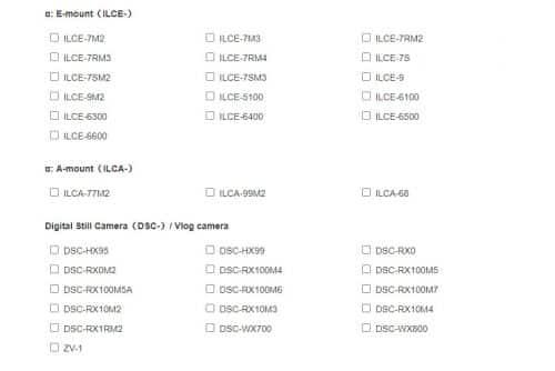 convertir una cámara Sony en webcam