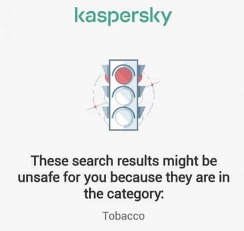Kaspersky Safe Kids para evitar el contenido peligroso de YouTube para niños
