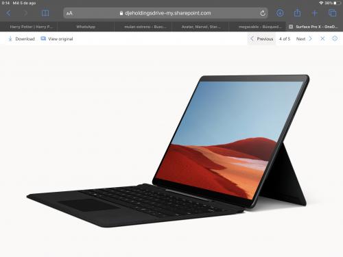 Microsoft Surface en México