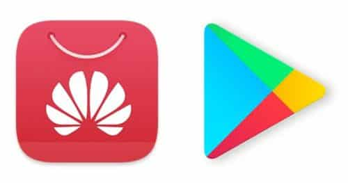 Huawei App Gallery vs Google Play Store