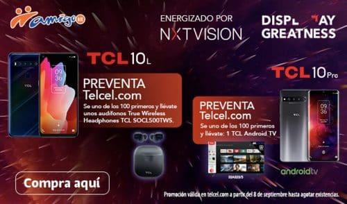 TCL 10 Pro en México