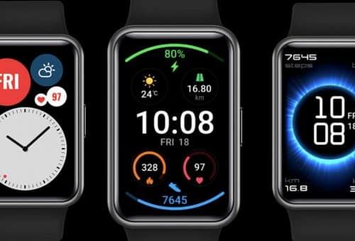 Huawei Watch Fit en México