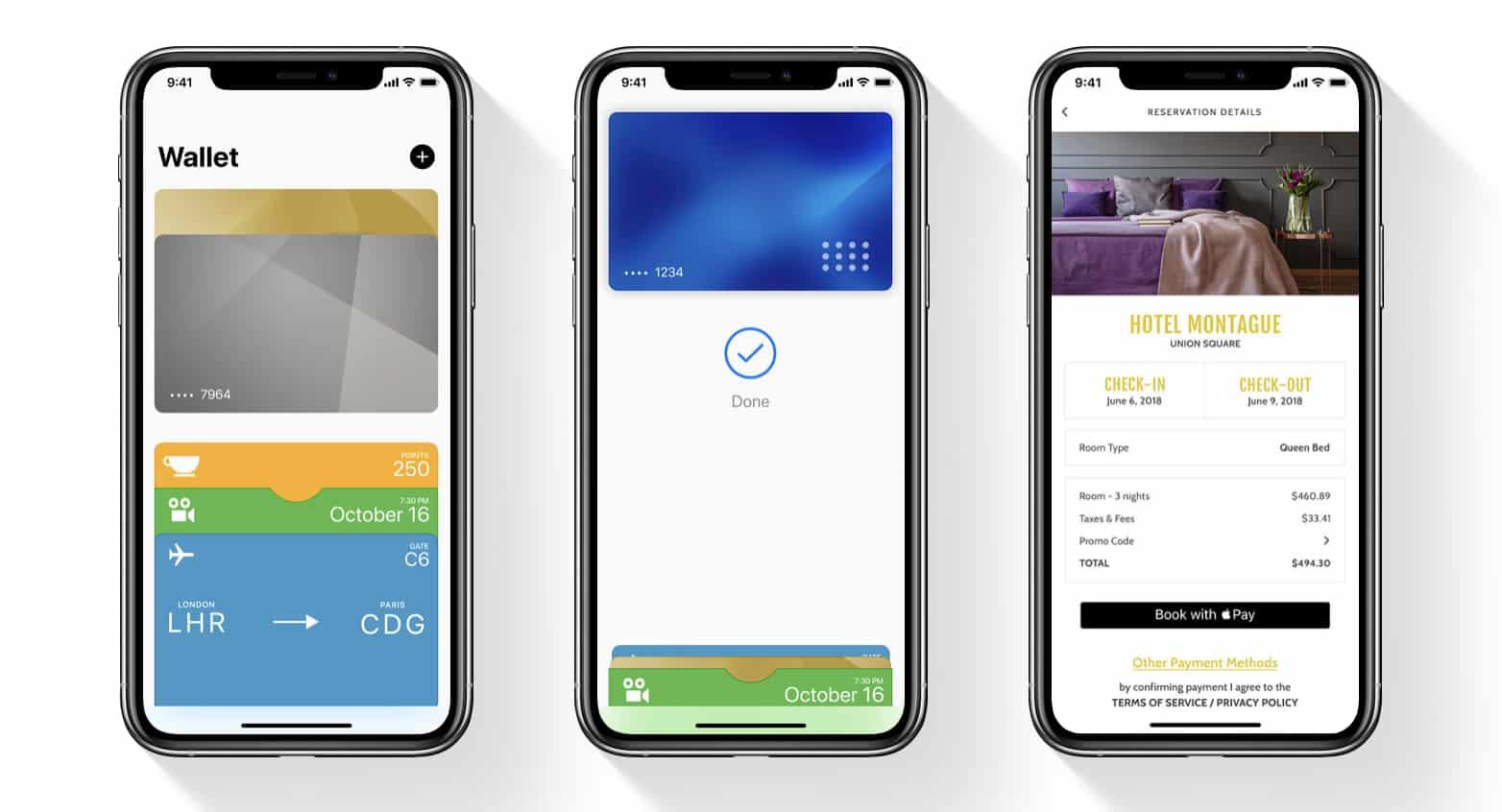 Lanzamiento de Apple Pay en México