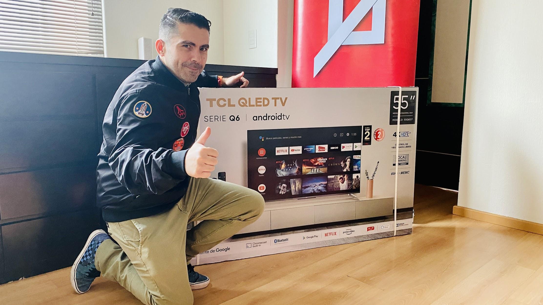TCL QLED TV 55Q637