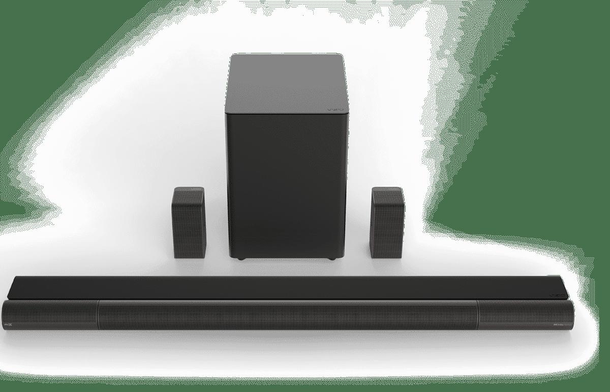 Barra de sonido con Dolby Atmos de Vizio Elevate
