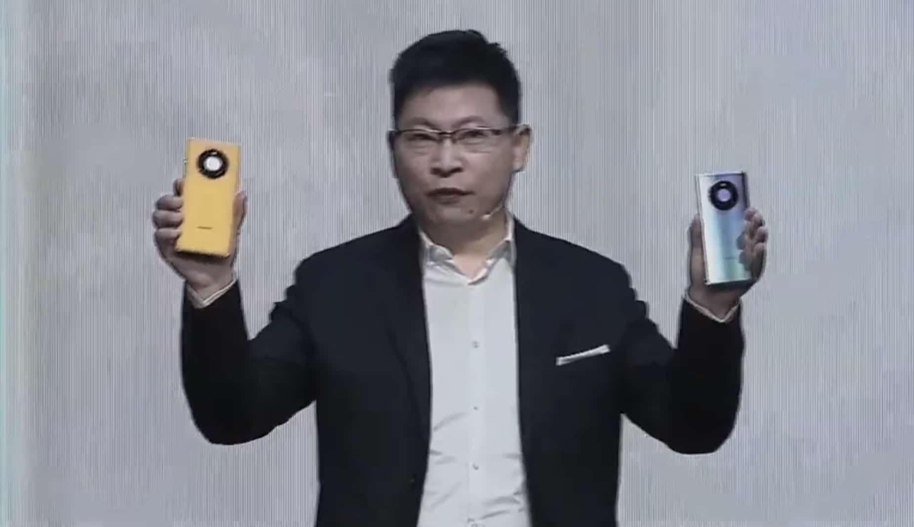 Huawei Mate 40, Huawei Mate 40 Pro, y Huawei Mate 40 Pro+