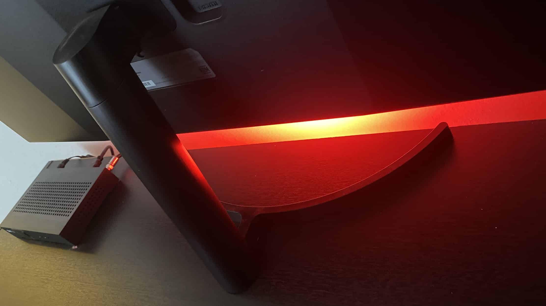 LG UltraWide 34WL500B
