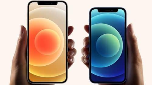 iPhone 12 mini vs iPhone 12