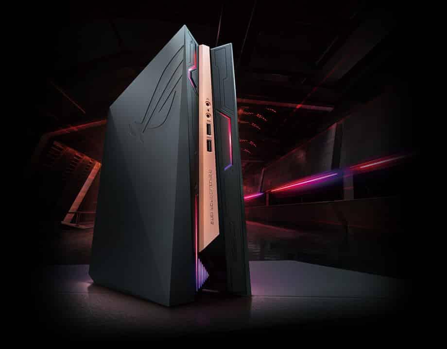 PC Mini Gaming ASUS GR8II-T022Z