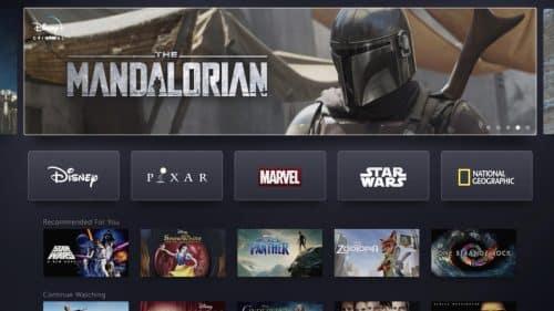 Qué ver en Disney Plus en México