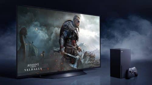 Mejor televisor para Xbox Series X