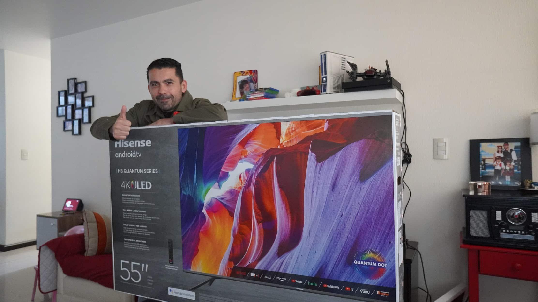 Hisense ULED TV H8G