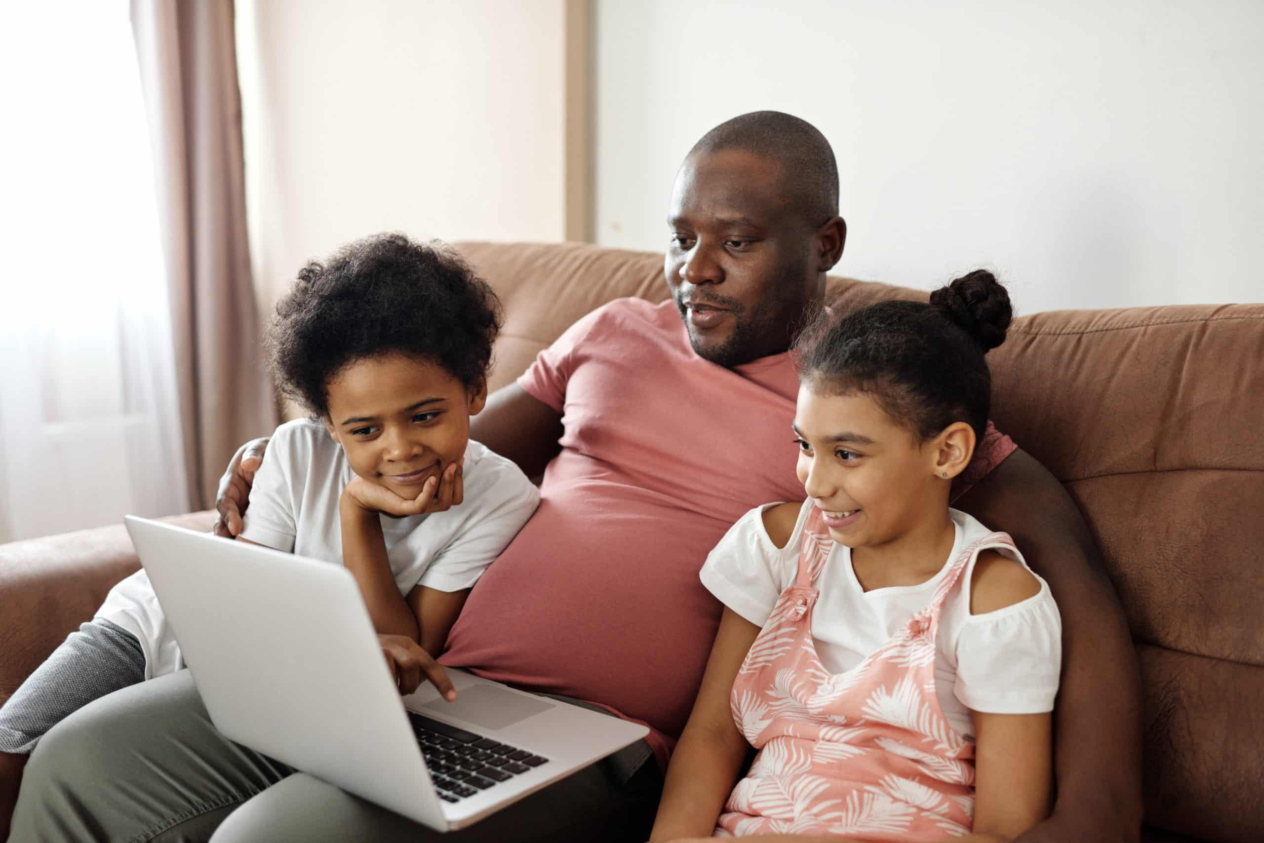 Control parental padres hijos