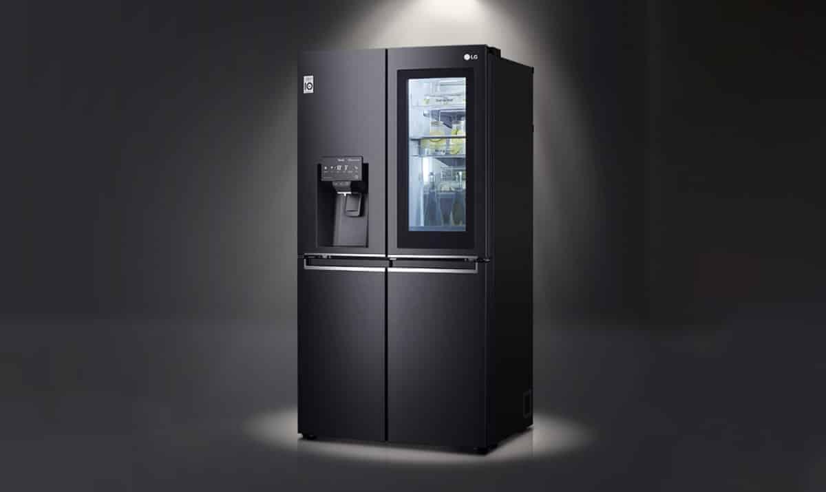 Refrigeradores LG InstaView LG en CES 2021