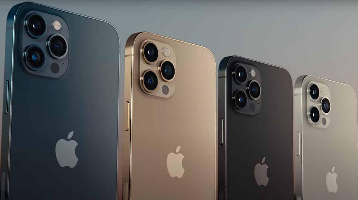 iPhone 13 con WiFi 6E