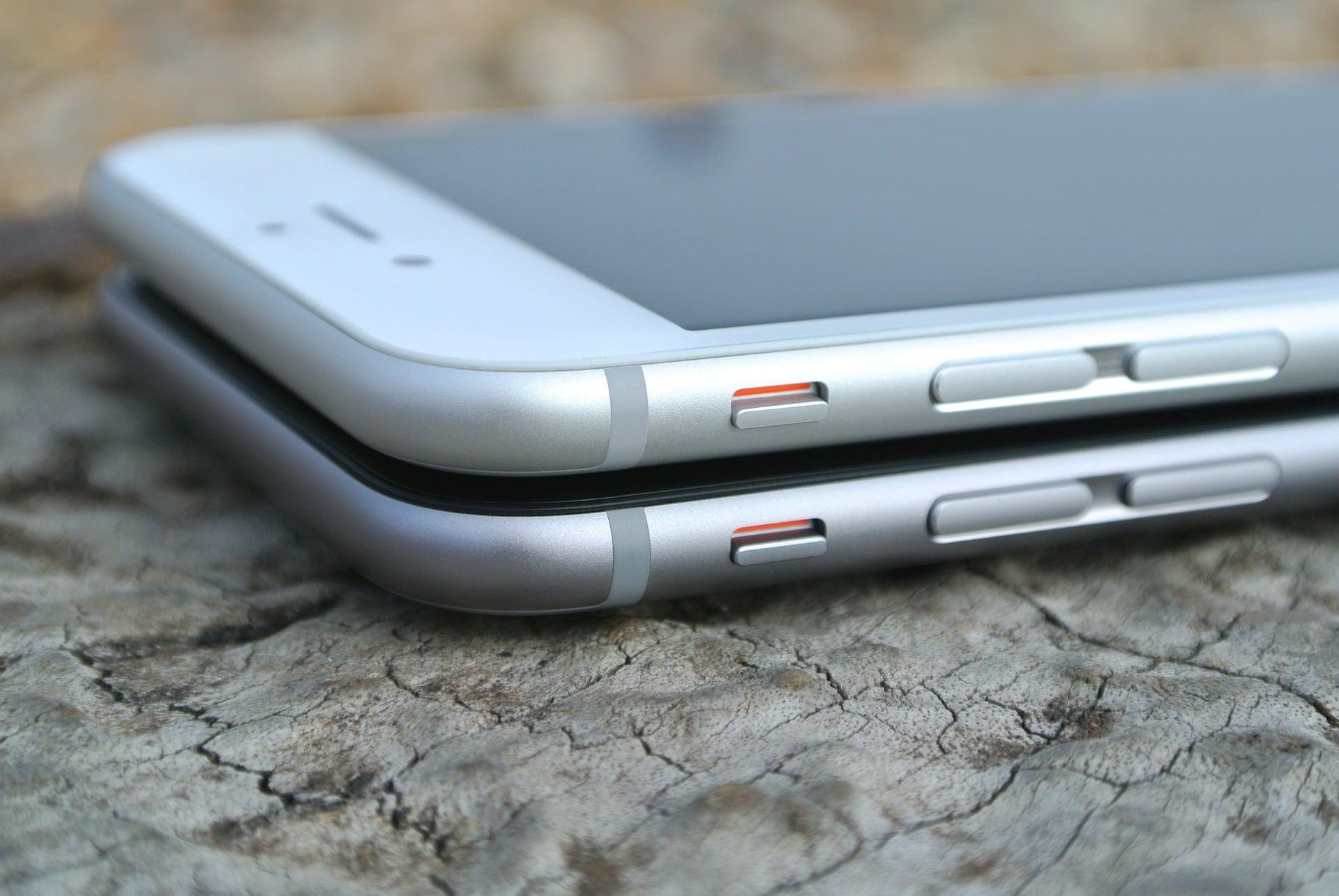 Obsolescencia programada del iPhone 6 batería del iPhone 6