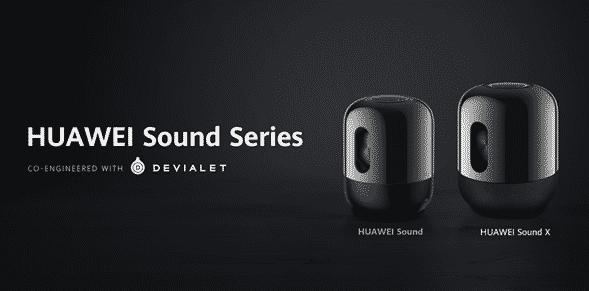 Precio del Huawei Sound en México