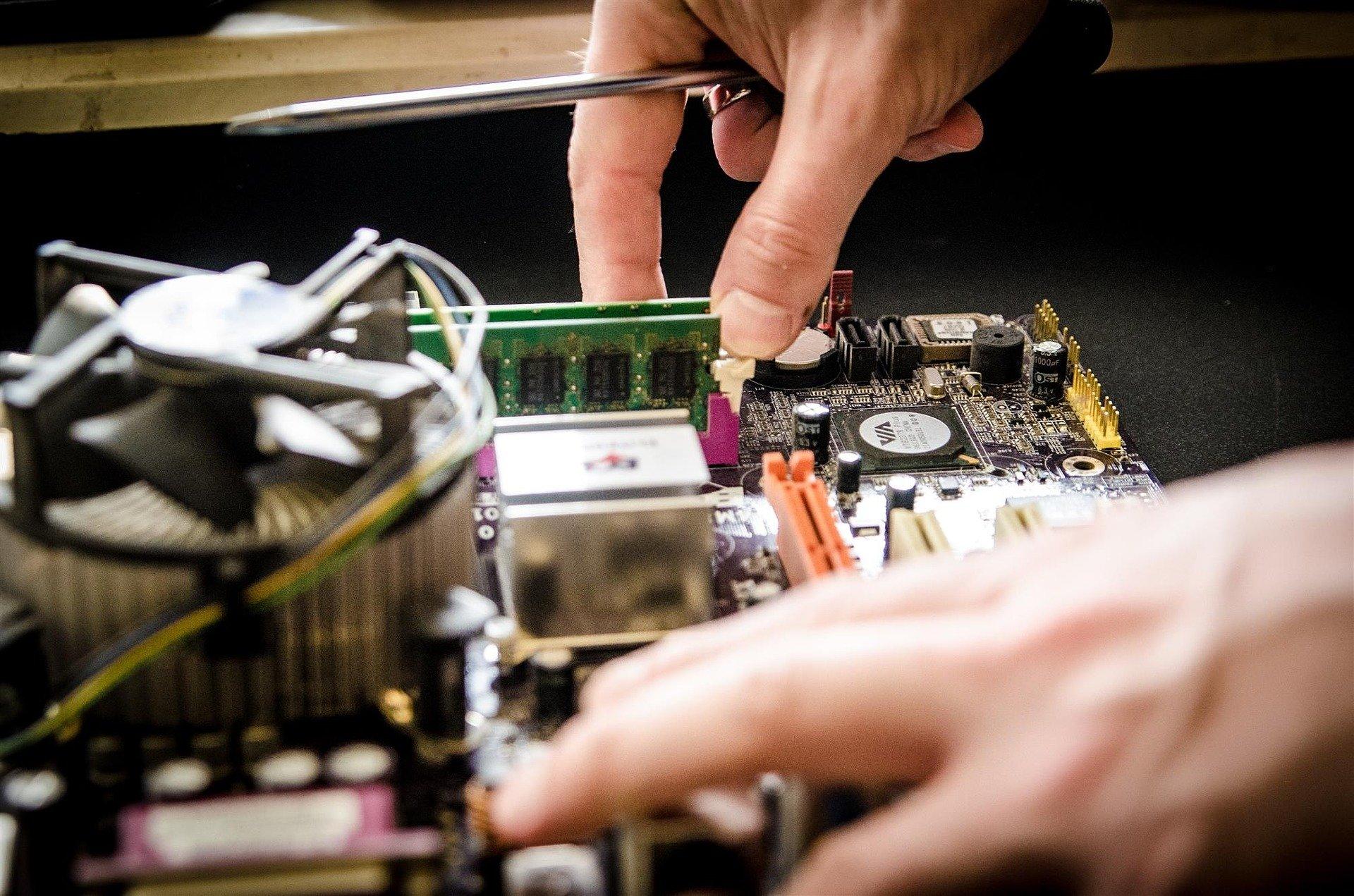 laptop servicio técnico reparación