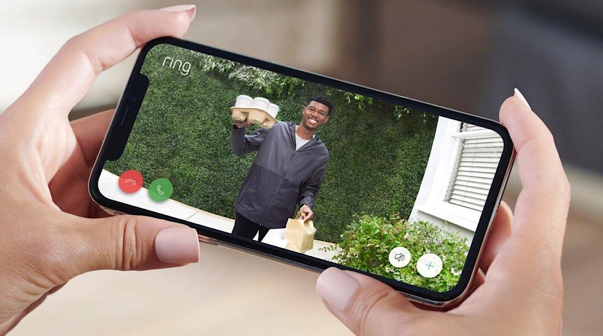 Ring Video Doorbell Wired en México