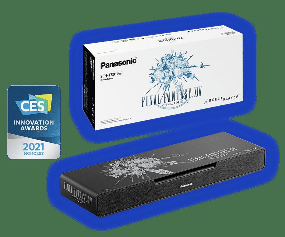 Panasonic SoundSlayer HTB01.