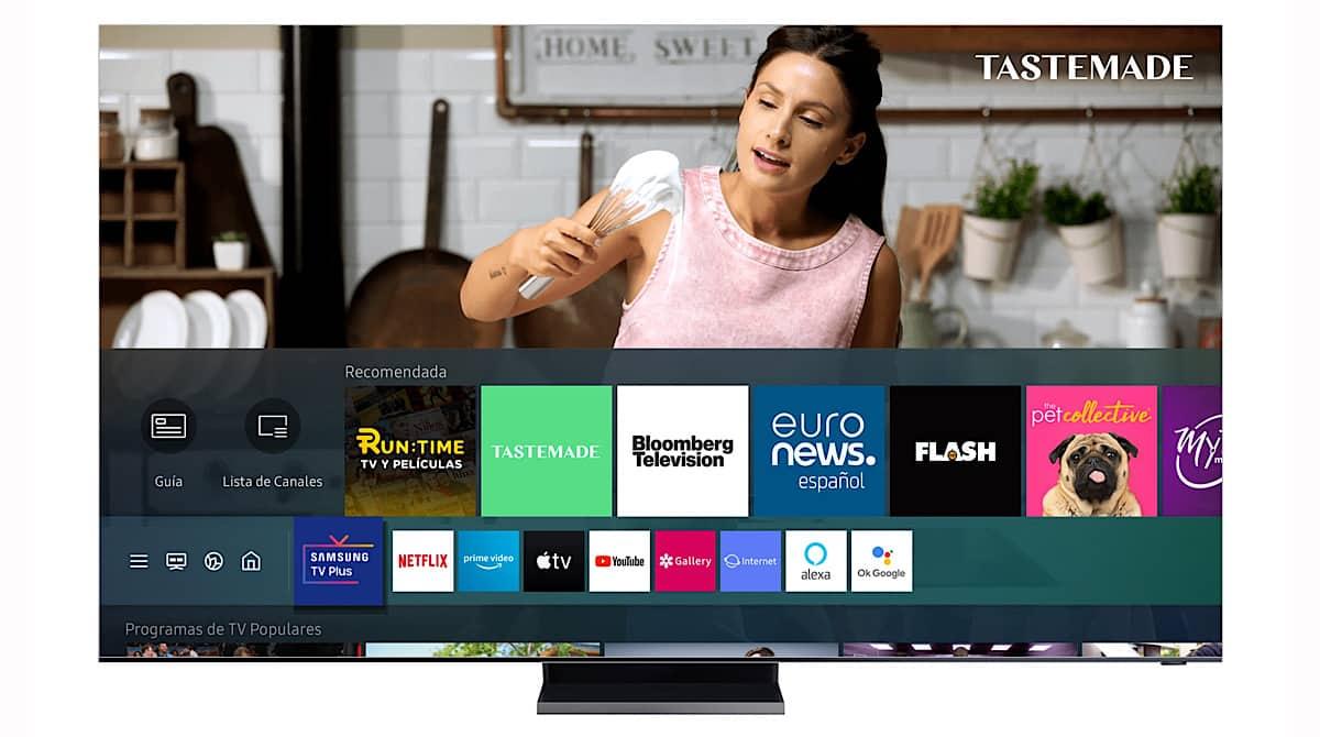 Samsung TV Plus México