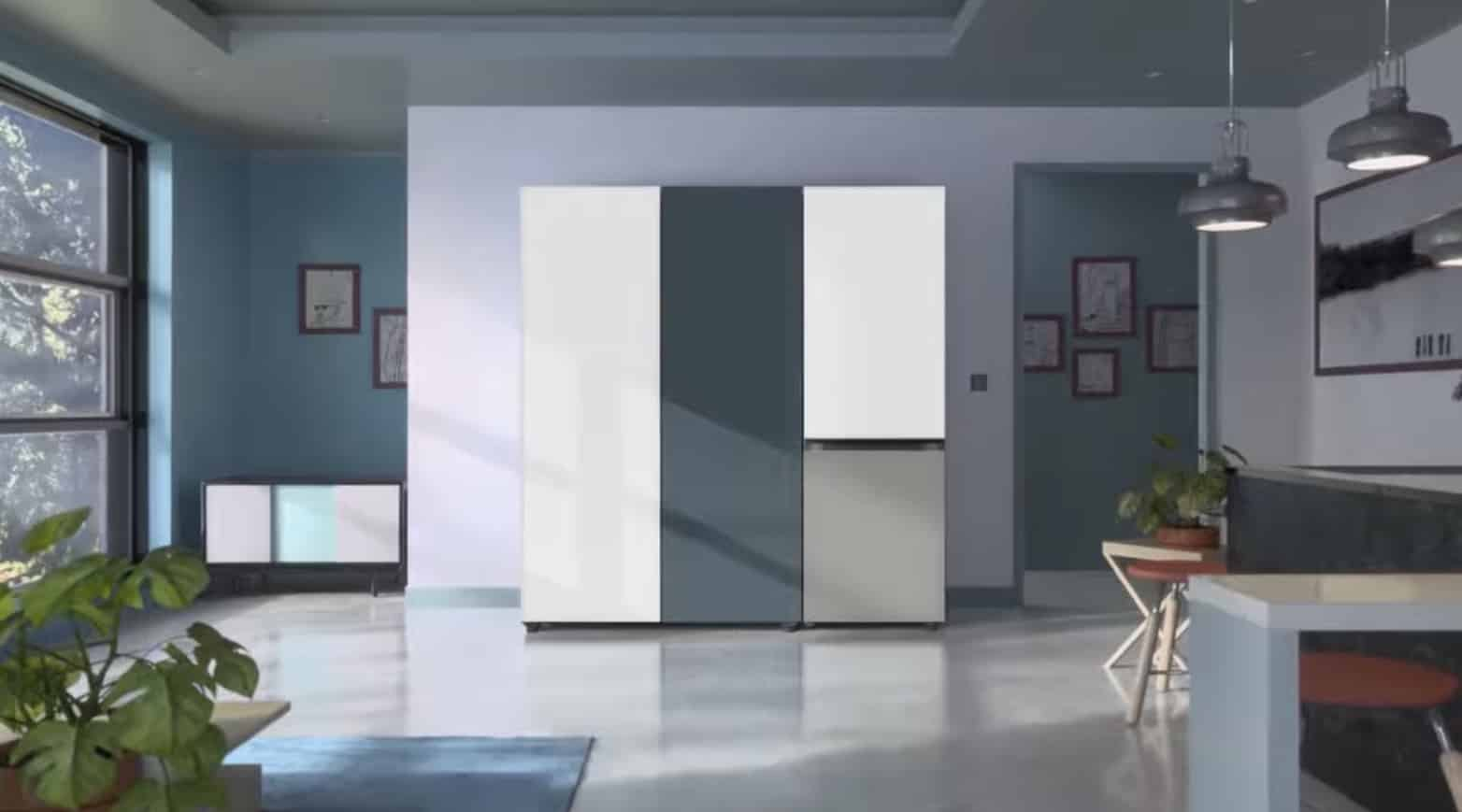 Refrigeradores Bespoke