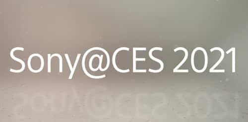 Sony en CES 2021
