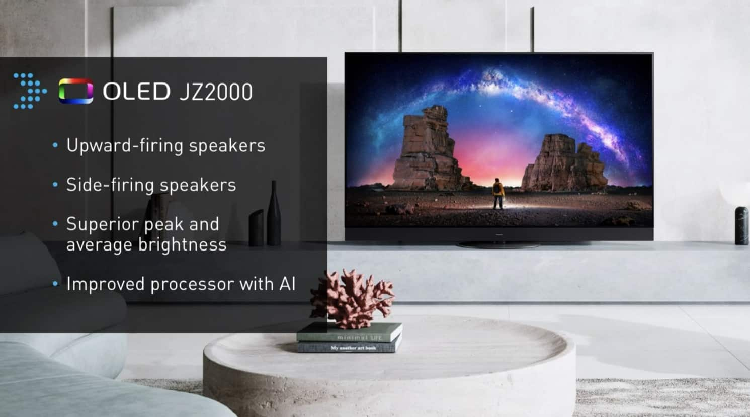Panasonic OLED JZ2000.