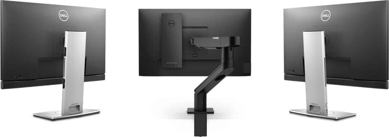 Monitor Dell para videoconferencias