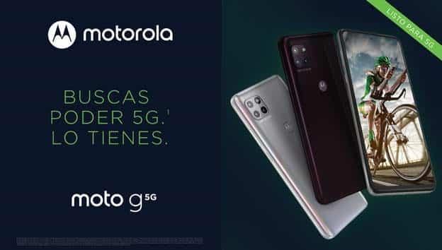 Moto G 5G en México