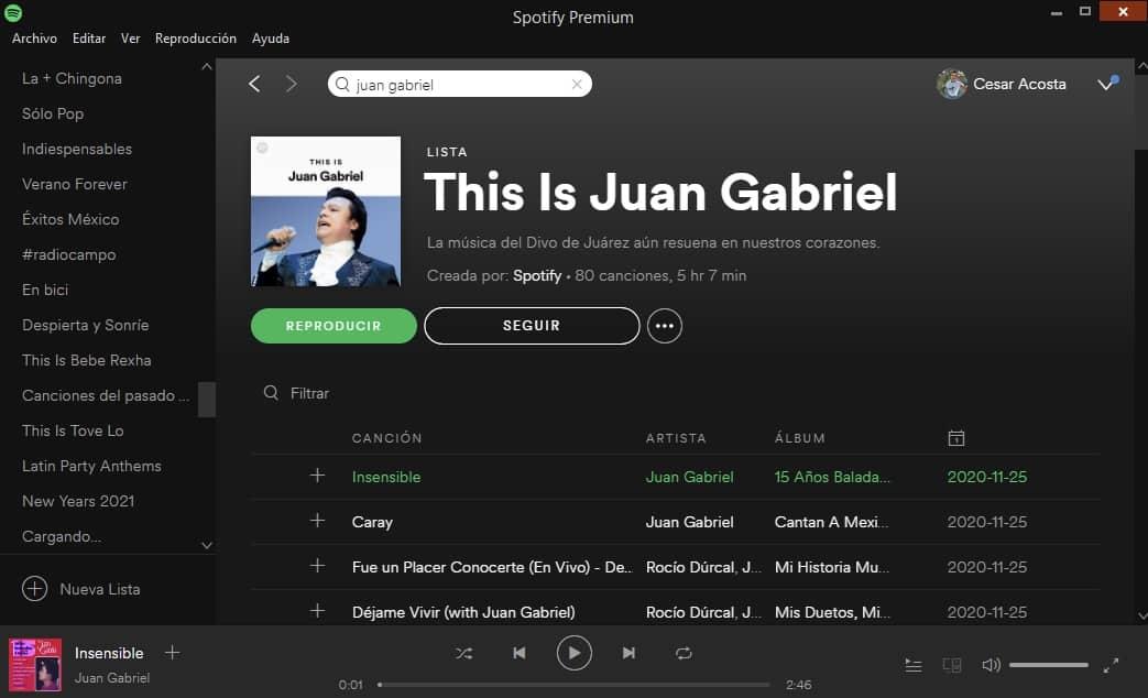 Cómo escuchar Spotify sin internet cómo descargar música en Spotify
