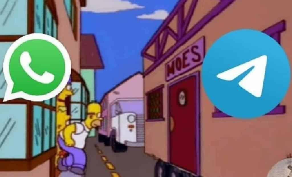 cómo pasar de WhatsApp a Telegram