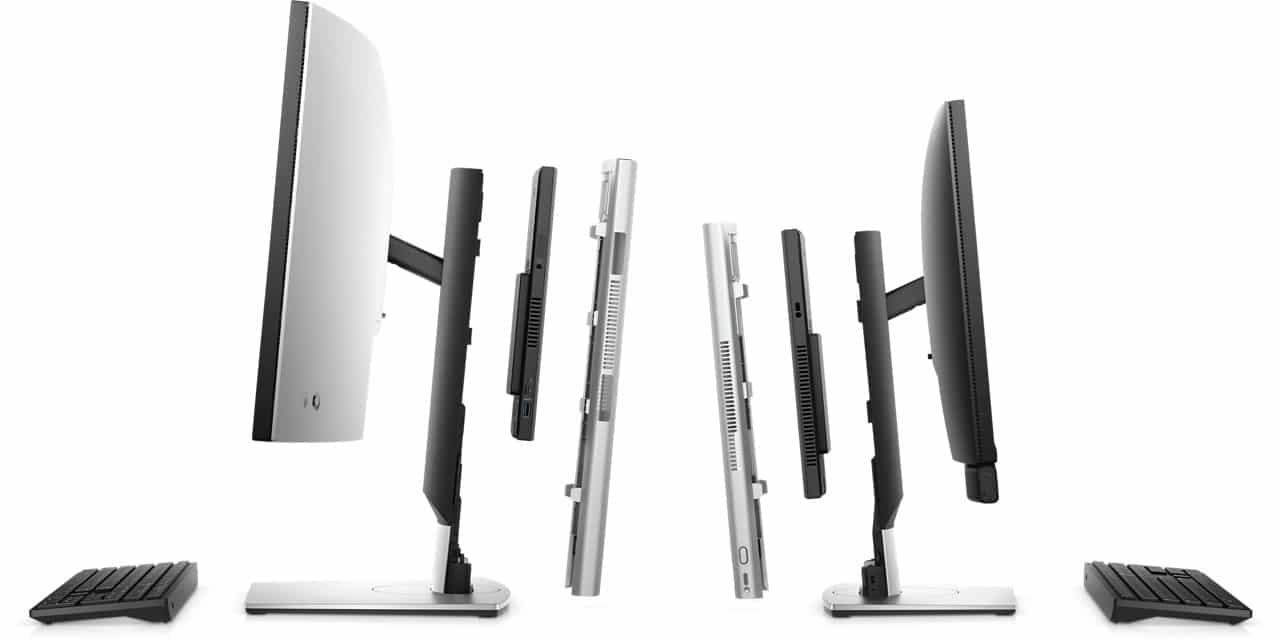 Monitores Dell en CES 2021