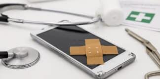 celular roto smartphone